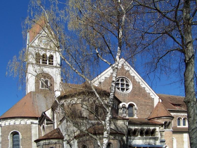St Cäcilia Regensburg